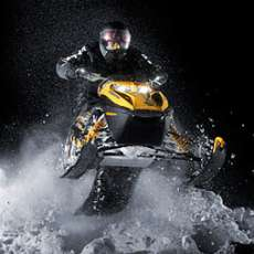 Ski-Doo MXV Kick-Ass Adrenaline Snowmobile