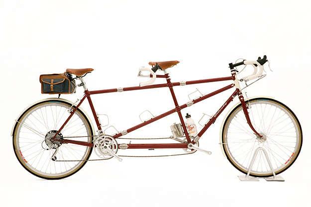 Thrilling Tandem Bikes