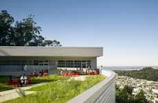Cliffhanging Green Roofs
