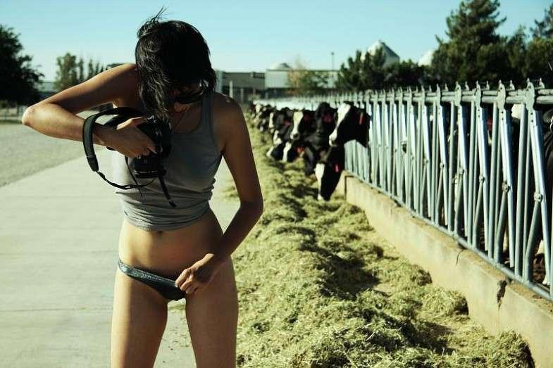 Suggestive Feminine Photography