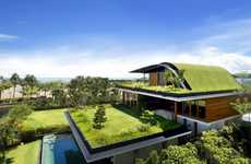 Residential Green Rooftops