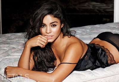 Vanessa Hudgens Magazine Pictures