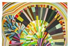 Contemporary Curving Quilts
