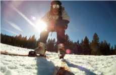 Jet-Powered Winter Sports