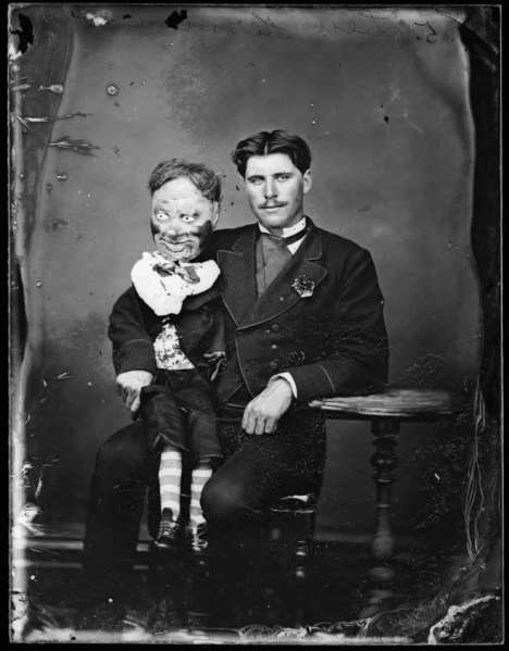 Vintage Ventriloquist Dummies
