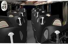 Lavish Luxury Buses