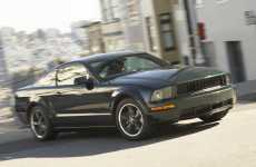 2008 Mustang Bullitt