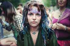 Hippie Utopia Photography