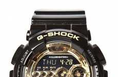 Rugged Midas Touch Timepieces