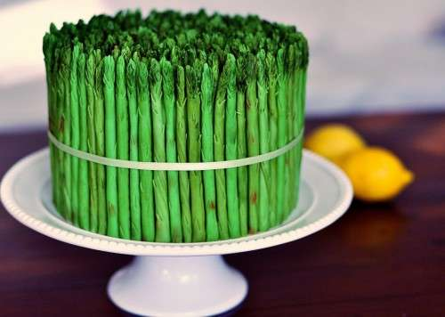 Faux Veggie Desserts