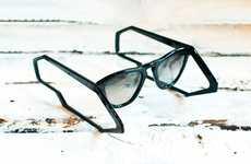 Airplane Model Sunglasses
