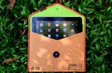 Vintage Eco Gadget Cases