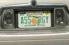21 Ludicrous License Plate Innovations