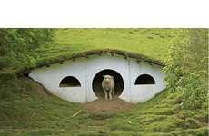 14 Homes for Hobbits