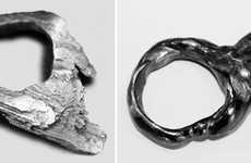 Raw Jewelry Designs
