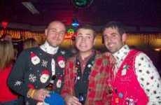 Ugly Christmas Sweater Parties
