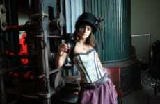 Saucy Steampunk Weddings