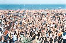 Crowded Coast Photography