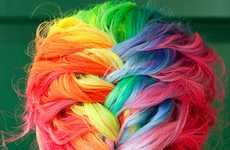 Spectacular Spectrum Hair Styles