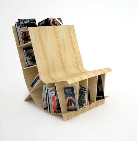 Fishbol Atelier Bookseat