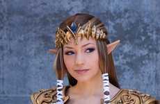 Gamer Princess Dress-Up