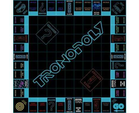 awesome Monopoly board remixes