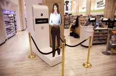 Virtual Shop Welcomers