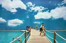 Faux Tourist Photography