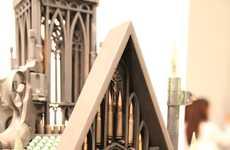 Ammunition-Made Mini Architecture