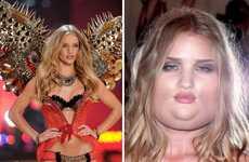 Obese Lingerie Models
