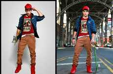 Military Streetwear Campaigns