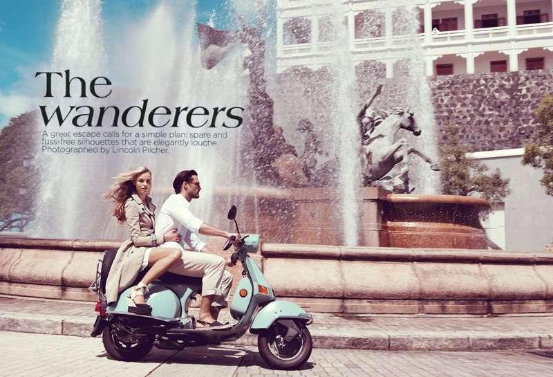 Wandering Couple Captures