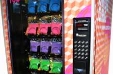 Undergarment Vending Machines