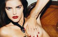 17 Showstopping Hilary Rhoda Shoots