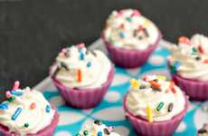 Mini Intoxicating Cupcakes