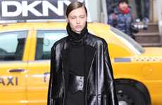Luxe Leather-Obsessed Collections
