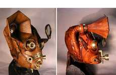 15 Mystifying Steampunk Masks