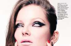 Expressive Eye-Rolling Editorials