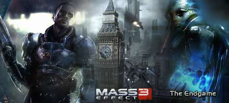 Mass Effect 3 Epic Trailers