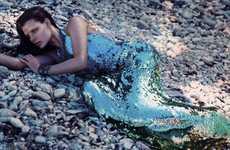 Fierce Fish Scale Fashions