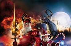 Cinematic Christmas Ads