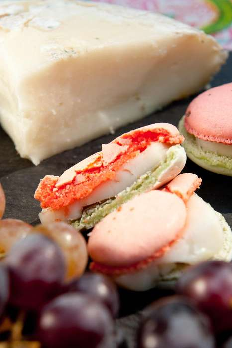 Savoury Macarons: the Latest Addition to Afternoon Tea