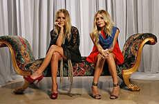 Olsen Twins Fashion Coffee Table Book