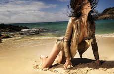 Seductive Beach Photoshoots