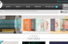 Philanthropic Print Platforms
