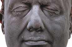 Gory Frozen Sculptures