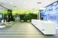 High-Tech Greenery Offices