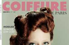 Retro Redhead Editorials