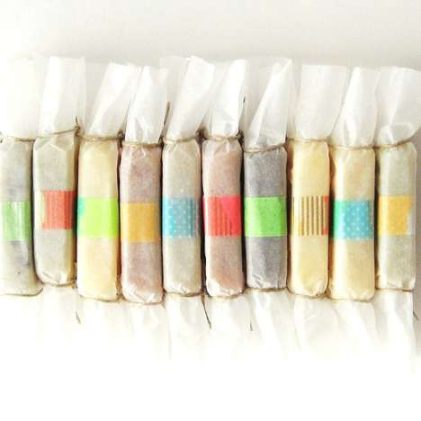 Candy Packaged Soaps