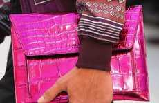 Men's Candy Wrapper Purses